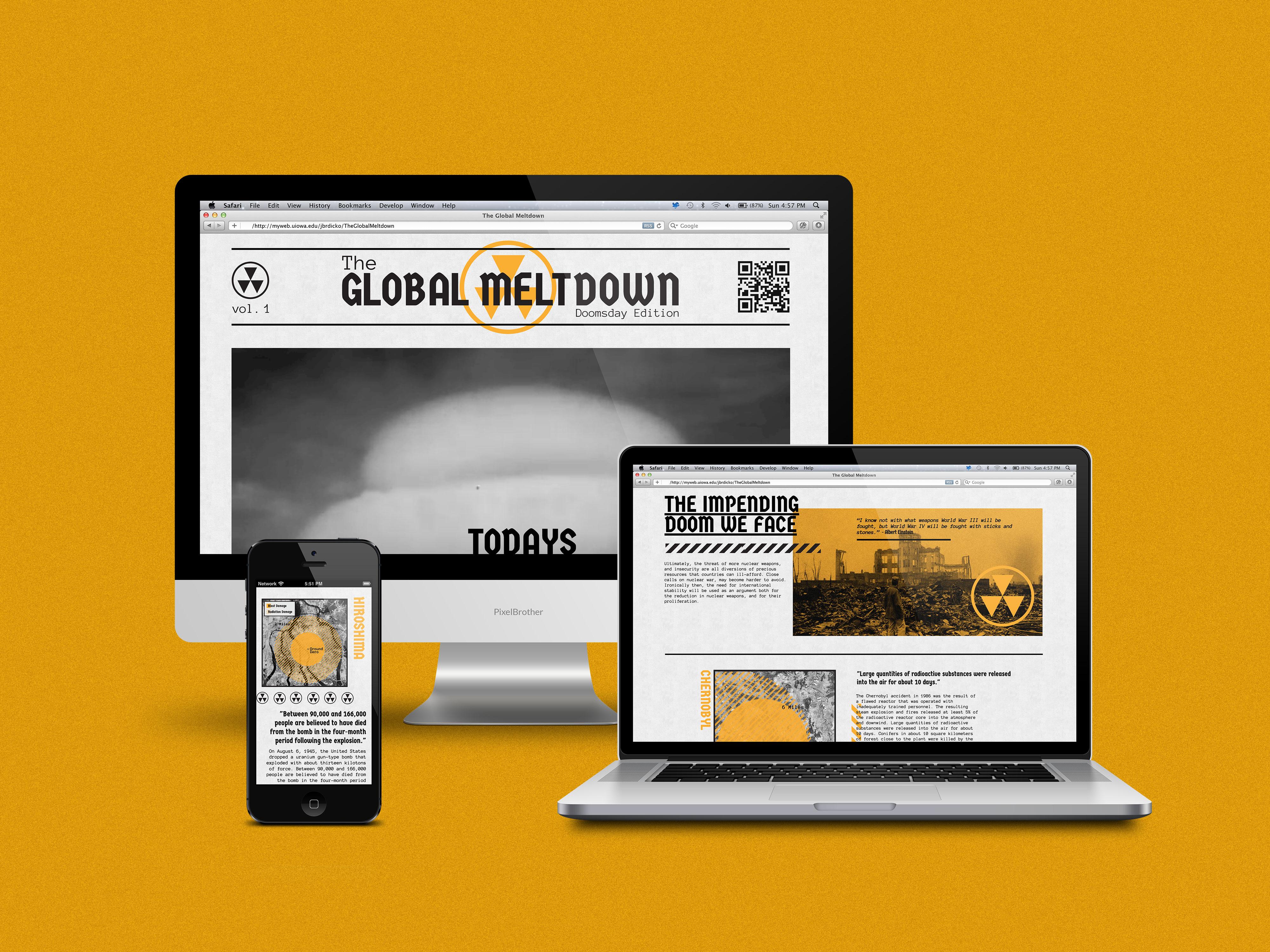 global-meltdown-collage